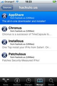 """Installez """"AppShare""""1"""