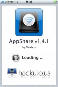 Ouvrez AppShare