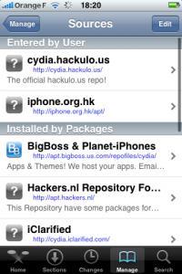Ouvrez Cydia2