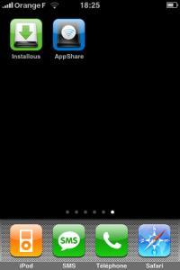 """Installez """"AppShare""""2"""