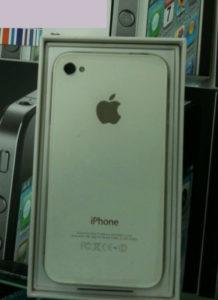 iphone4 blanc chine